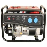 Бензинов генератор SENCI SC-4000 LITE